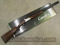 ATI Cavalry SX  28 GA O/U Engraved Receiver Walnut Stock ATIGKOF28SV