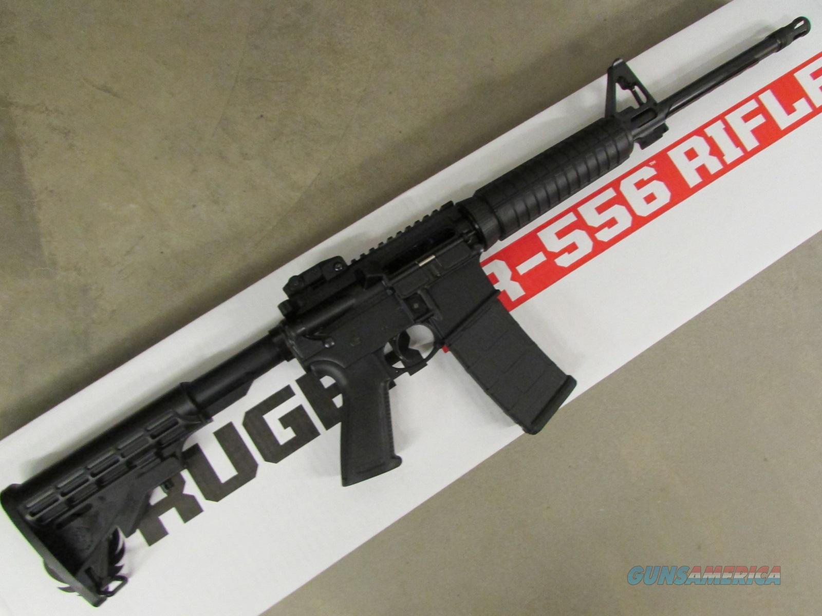 """Ruger AR-556 AR-15 16"""" .223 REM / 5.56 NATO 8500"""
