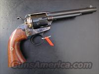 "Uberti 1873 Army Bisley Blued 7.5"" .45 Colt"