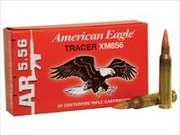 Federal American Eagle XM856 FMJ Tracer 5.56mm