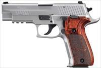 "SIG SAUER P220 STAINLESS ELITE 4.4"" .45 ACP 220R-45-SSE"