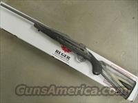 Ruger Hawkeye Black Laminate Compact .243 Win