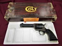 "1979 NIB Colt 3rd Third Generation Single Action SAA Blued 4¾"" .44 Special"