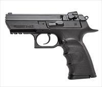 Magnum Research Baby Desert Eagle III 9mm  Black Polymer 3.85