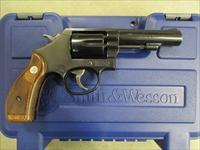 "Smith & Wesson Model 10 4"" Classic Blued .38 Special +P 150786"