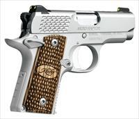 "Kimber Micro 9 Stainless Raptor 9mm 3.15"" 3300109"