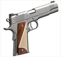 Kimber Stainless II Classic Engraved Edition .45 ACP 3200314