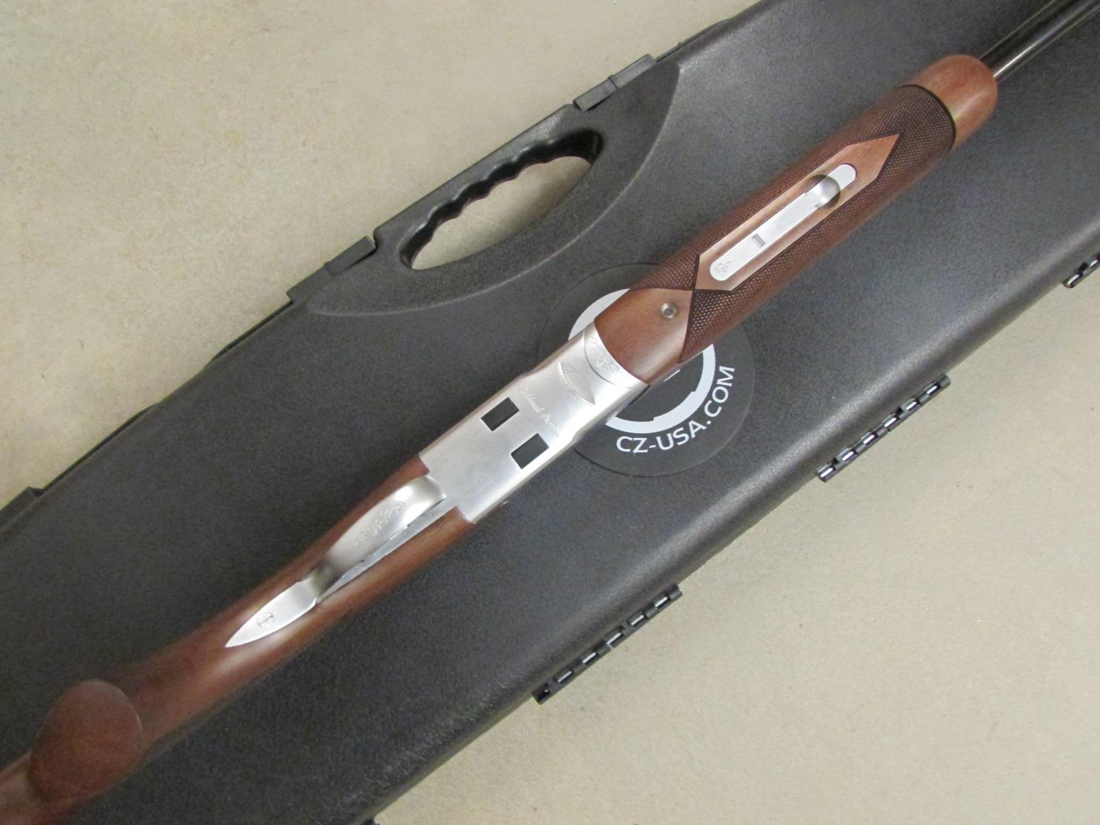 """CZ-USA CZ Redhead Premier 26"""" O/U 12 ga 06470 for sale"""