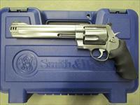 "Smith & Wesson Model 460XVR 8 3/8"" .460 S&W"