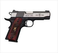 Browning 1911-380 Black Label Medallion Pro Compact .380 ACP 051913492