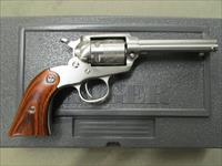 "Ruger Bearcat 4.2"" Stainless Single Action .22 LR 0913"
