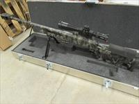 ARMALITE AR-50A1 WITH STEINER MX5i 5-25X SCOPE .50 BMG