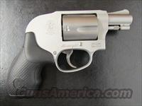 Smith & Wesson Model 638 AirWeight Shrouded Hammer .38 Special