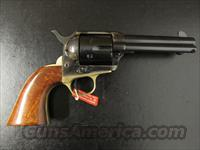 "Uberti 1873 Cattleman 4.75"" Single-Action .45 Colt"