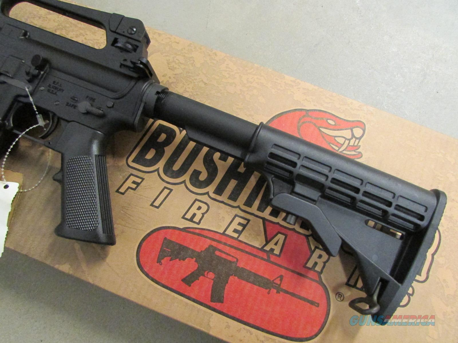 Bushmaster M4A2 Patrolman Fixed Carry Handle AR-15 5 56 NATO 90216