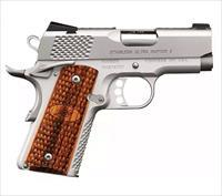 Kimber Stainless Ultra Raptor II 9mm 3