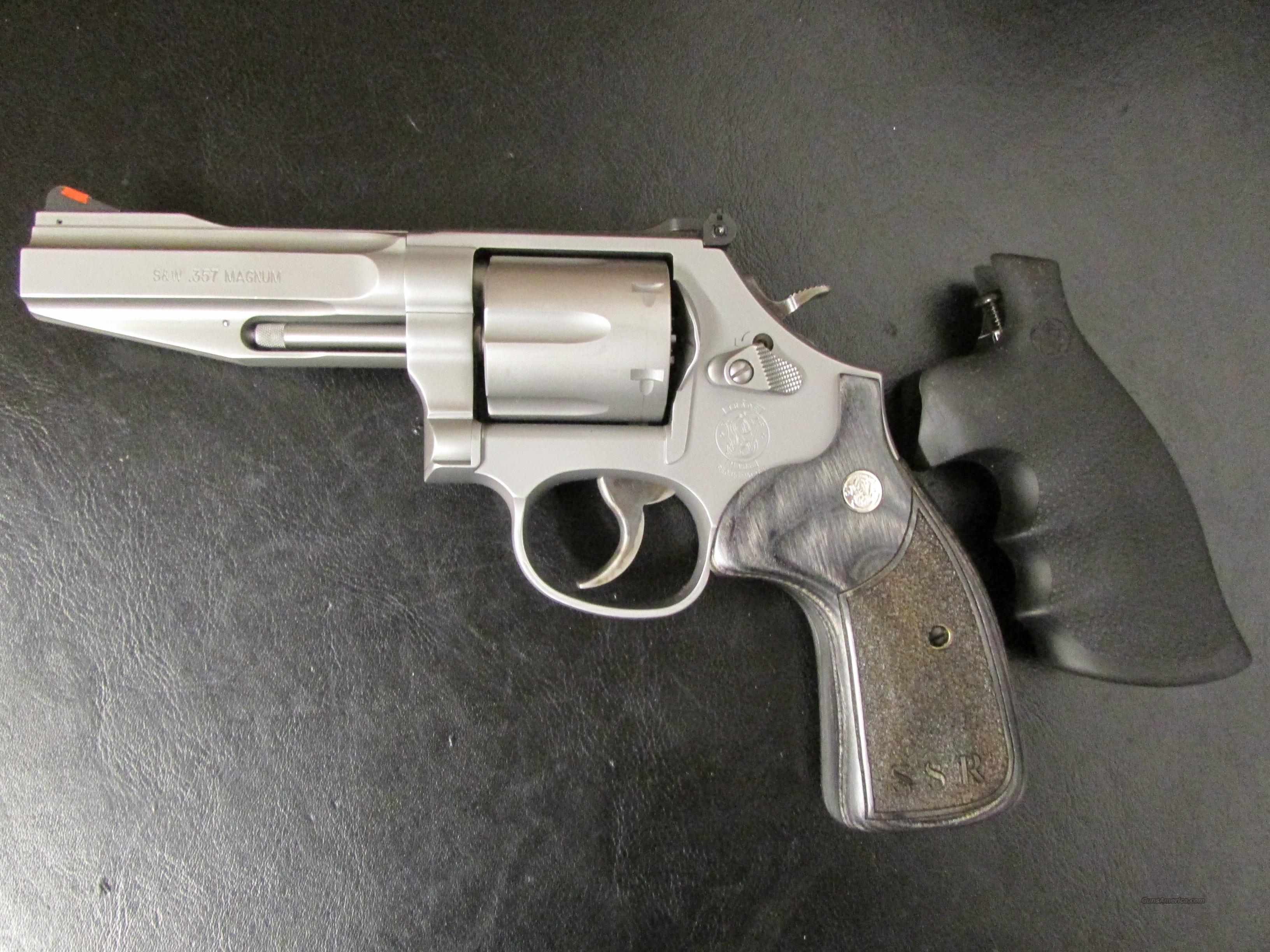 Smith Wesson Model 686 SSR Pro Series 357 Ma For Sale