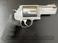 "Smith & Wesson Model S&W500 4"" Barrel .500 S&W"