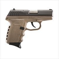"SCCY Firearms CPX-2 9mm FDE 3.1"" CPX2CBDE"