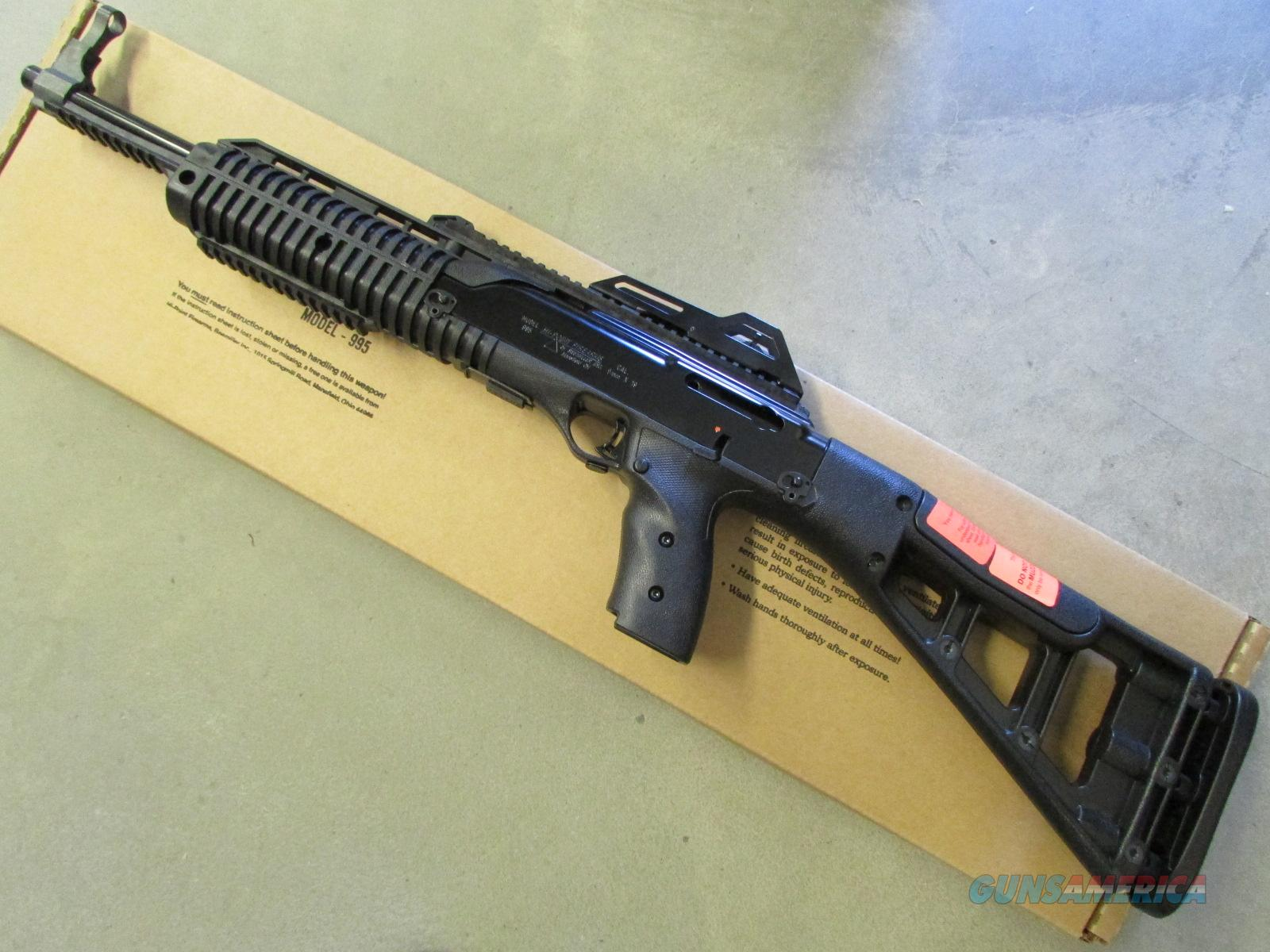 Hi-Point 995TS Tactical Stock 9mm Luger Carbine 995TS