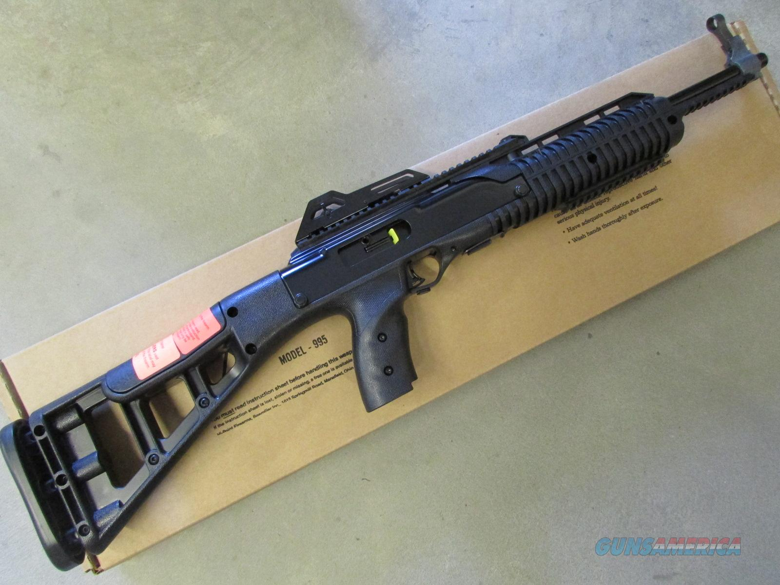 hi point 995 carbine tactical stock