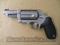 "Taurus Judge 2.5"" Stainless .410/45 Colt"