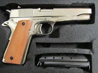 Armscor Rock Island 1911 Polished Nickel GI .38 Super