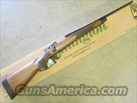 "Remington Model 7 CDL Walnut Stock 20"" Barrel  Stock 7mm-08 Rem"