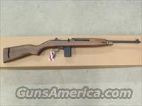 Auto-Ordnance M1 Carbine Walnut Stock Parkerized Finish .30 Carbine