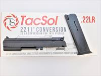 Tactical Solutions 2211 1911 .22 LR Conversion Kit Flat Rail Non-Threaded 2211CON-STDSS-STD