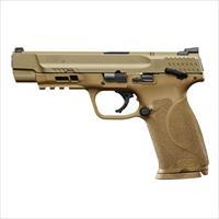 "Smith & Wesson M&P40 M2.0 .40S&W FDE 5"" 15rd 11595"