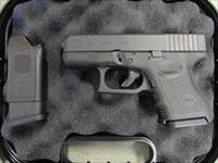 "Glock 26 GEN3 3.42"" 10 Round Black 9mm Luger"