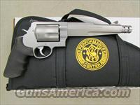 Smith & Wesson Model S&W500 Compensated Hunter .500 Smith & Wesson