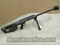 NEW BARRETT MODEL 95 BOLT-ACTION .50 BMG 5 ROUND