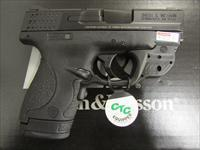 Smith & Wesson M&P9 SHIELD Crimson Trace Green Laserguard 9mm