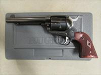Ruger Vaquero Blued Single-Action 1873 Style .45 Colt