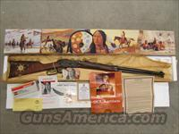 1983 Winchester Model 94 Chief Crazy Horse Commemorative .38-55 Win.