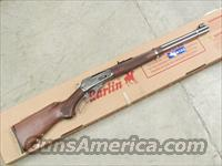 Marlin Model 336SS Walnut Stock Stainless Steel .30-30 Win.