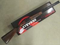 "Savage Stevens Model 555 28"" O/U 12 Gauge"