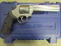 "Smith & Wesson Model 629-6 Classic .44 Magnum 6.5"" 163638"