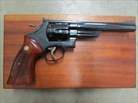 1973 Smith & Wesson Model 29-2 Pinned & Recessed .44 Magnum 6 1/2""
