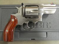 Ruger Redhawk .44 Mag Stainless w/ Wood Grips TALO 5028