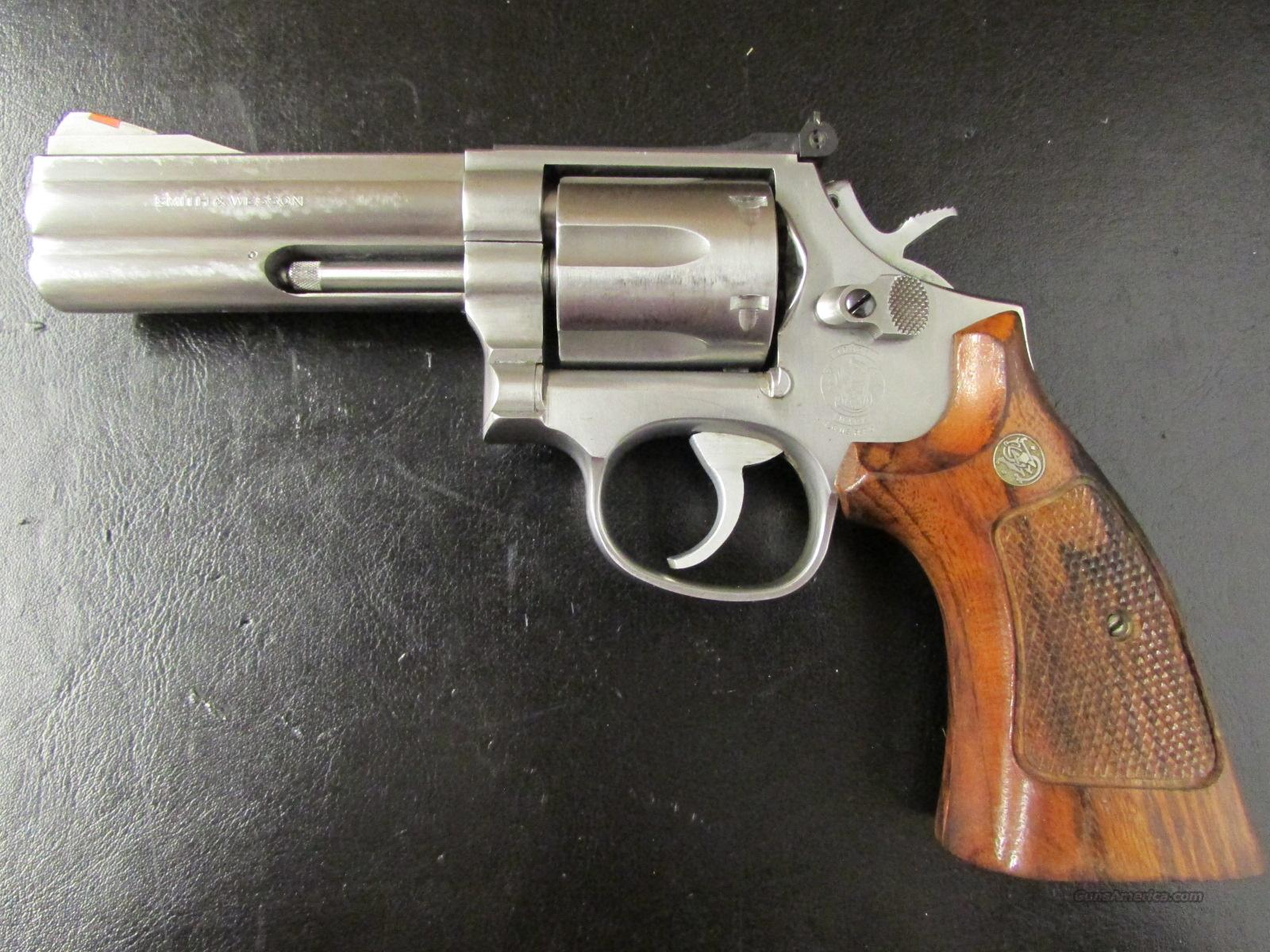 1980\'s Smith & Wesson Model 686 L-Frame .357 Ma... for sale