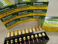 200 ROUNDS REMINGTON .22-250 REM 55 GR SP R22501