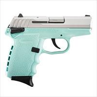 SCCY FIREARMS CPX-1 TTSB STAINLESS / BLUE 9mm SKU: CPX-1TTSB