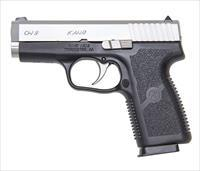 "Kahr Arms CW9 9mm 3.565"" Black/Stainless CW9093"