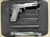 1 of 500 Advanced Armament Corp. Limited Edition Suppressed Remington R1 1911 Package