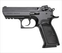 "Magnum Research Baby Desert Eagle III .45 ACP Black 3.85"" BE45003RS"