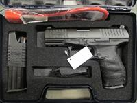 "Walther PPQ M2 4"" Black 15 Rd 9mm"