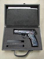 CZ-USA CZ 75B 40TH ANNIVERSARY 9MM LUGER 1 OF 1000 91144